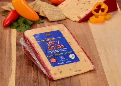 Screaming Dutchman Spicy Gouda