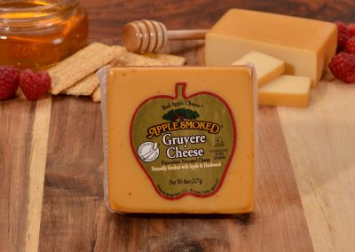 Apple Smoked Gruyere