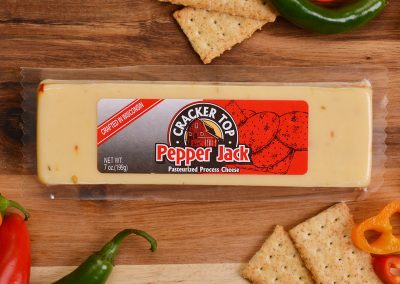 Cracker Top Pepper Jack