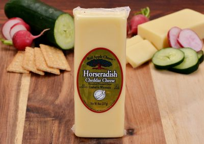 Red Apple Horseradish Cheddar