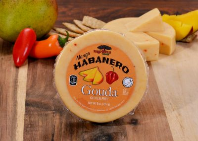 Red Apple Mango Habenero Gouda