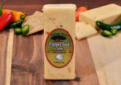 Red Apple Pepper Jack