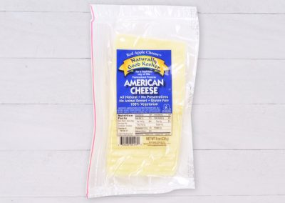 Sliced American Cheese