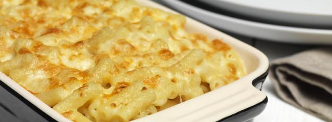 Gourmet Mac & Cheese