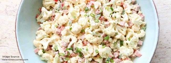 Cauliflower Salad