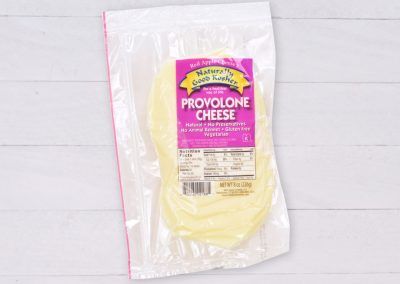 Sliced Provolone Cheese